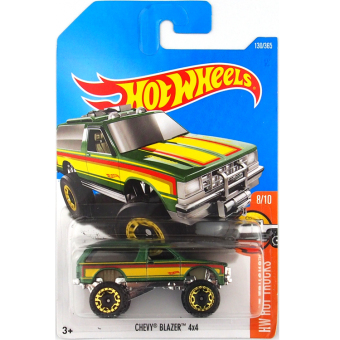 Hot Wheels blazer4x4 New style small sports car hot wheels small car models