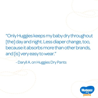 Huggies Dry Pants Medium - 34 pcs x 4 packs (136 pcs) - 3
