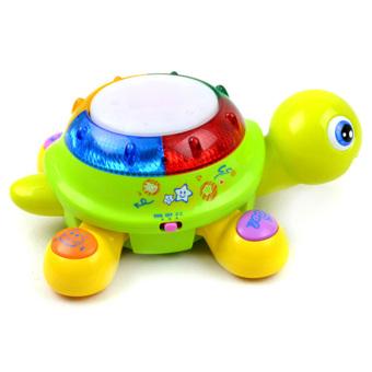 Huile Colorful Smart Turtle Toy (Multicolor)