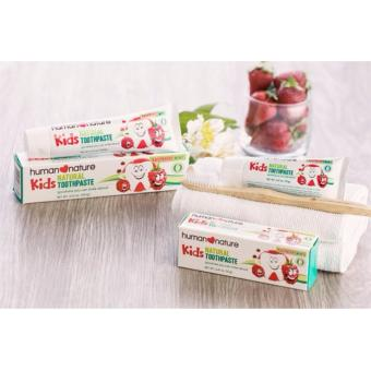 Human Heart Nature 120g Natural Kids Toothpaste