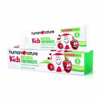 Human Nature Natural Toothpaste for Kids 70g