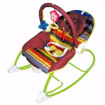 iBaby Infant-to-Toddler Rocker (Multicolor) Price Philippines