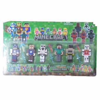 Heroes Mincraft Collection Price Philippines