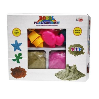Harga Royal Play Sand Kit