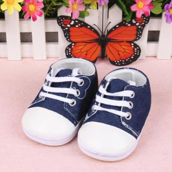 Harga Fisher-price shoes Navy Blue