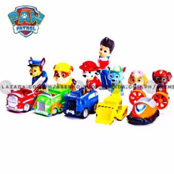 Paw Patrol Collectible Figurine 12 Piece Set Price Philippines