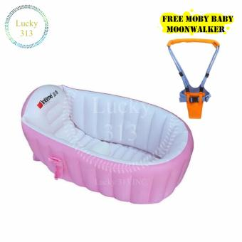 INTIMATE Inflatable Baby Bath with Moby Baby Moon walker Price Philippines