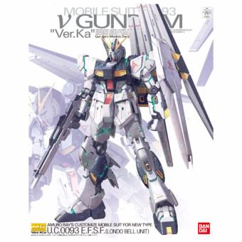 RX-93 Mobile Suit V Gundam Ver.Ka MG 1/100 Price Philippines