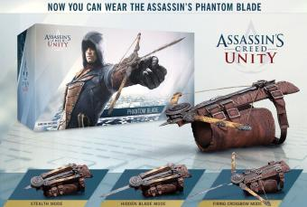 Assassins Creed Unity Arno's Phantom Cosplay - intl Price Philippines