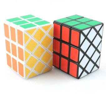 Harga Ds 3x3 Rubik's Cube Heterotype Magic Cube - intl