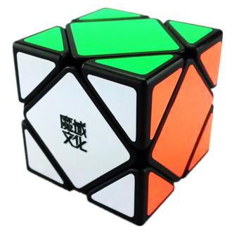 Harga 360DSC MoYu Skewb Magic Cube Puzzle Black