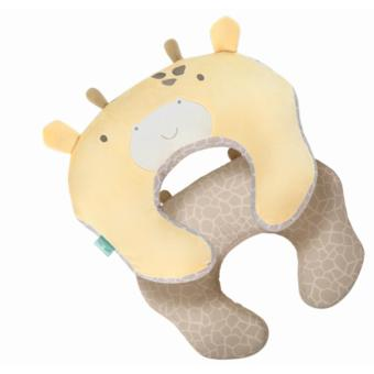 Bright Starts Deluxe Mombo Pillow-Neutral Character Price Philippines