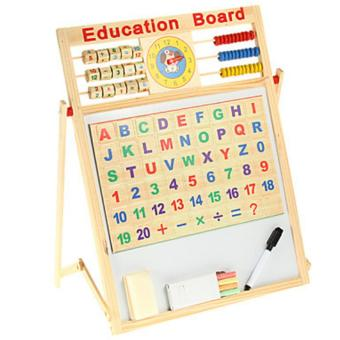 Multi-functional Magnetic Education Drawing Board Toys Price Philippines