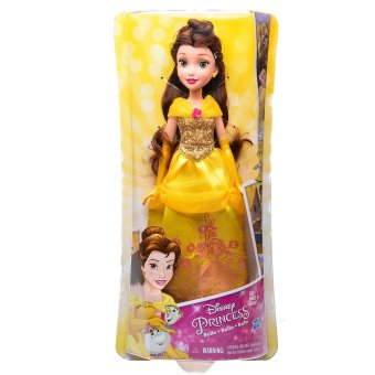 Harga Disney Princess Royal Shimmer Classic Belle Doll