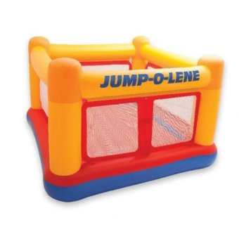 Toy Collections Inflatable Jump-O-Lene Ball Pit Activity Play Bouncer House (Multicolor) Price Philippines