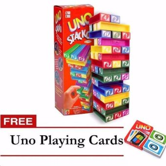 Uno Stacko with Uno Card Price Philippines