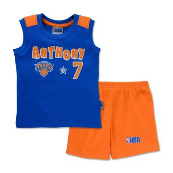NBA Baby - Muscle Shirt and Shorts Set (Anthony 7) Price Philippines