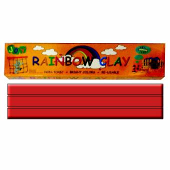 Rainbow Clay Red Price Philippines
