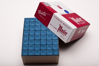 Harga Master Billiard / Pool Chalk (Blue)