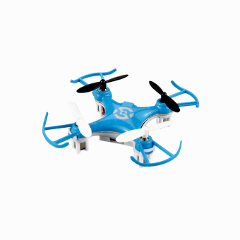 BAYANGTOYS 2.4 gHz Remote Control Quad Copter (Blue) Price Philippines