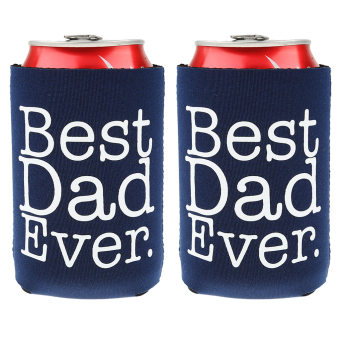 MagiDeal 4pcs BEST DAD EVER Beer Soda Can Cooler Sleeves for Fathers' Day Gift Price Philippines