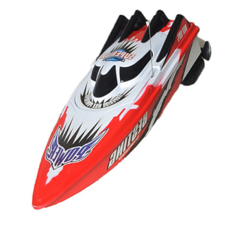 Hot Sale High Speed Remote Control Boat for Kid`s Gift (Red) Price Philippines
