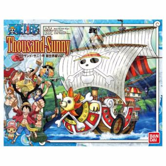 Bandai One Piece Thousand Sunny Model Kit Price Philippines