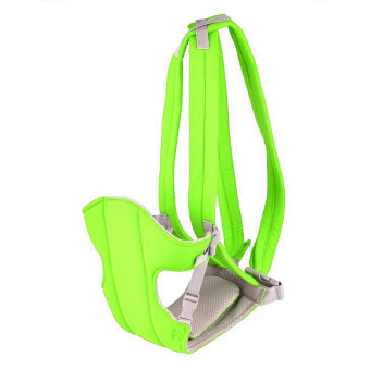 BABY STEPS Adjustable Baby Carrier (Neon Green) Price Philippines