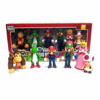 Harga 331061 6 in 1 Super Mario Bros. U