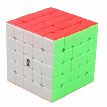 Harga MoYu WeiChuang GTS 5 Layer Rubik's Cube 5X5X5 Speed Cube YJ8245 Stickerless