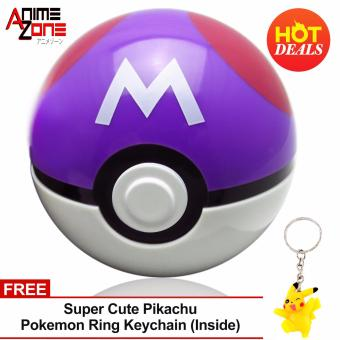 Harga Pokemon Anime 7-cm Super Cool Master Ball Pokeball Cosplay and Toy Model