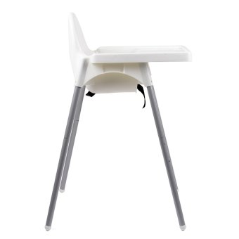Babyyuga Adjustable Height High Chair (White) Price Philippines