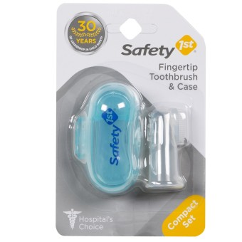 Harga Safety 1st Fingertip Brush & Case