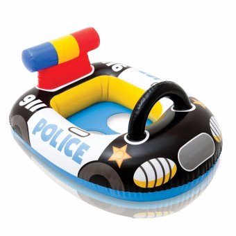 Toy Collections Intex Kiddie Float Police Car Price Philippines