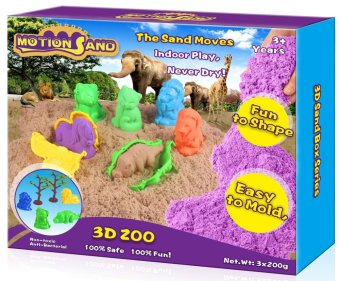 Motion Sand 3D Sand Box (3D Zoo) Price Philippines