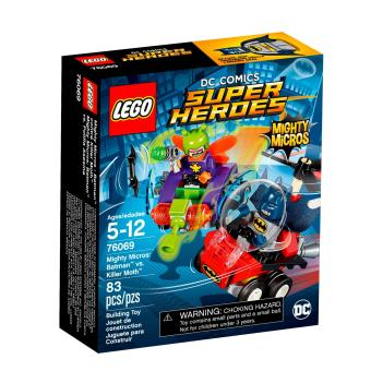 LEGO Super Heroes Mighty Micros: Batman™ vs. Killer Moth™ Price Philippines
