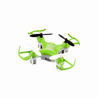 BAYANGTOYS 2.4 gHz Remote Control Quad Copter (Green) Price Philippines