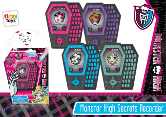 Harga Monster High Monster Recording Mobile