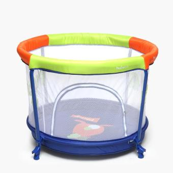 Baby Company Cylindrical Playpen (Blue) Price Philippines