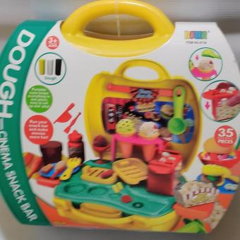 Harga Clay Play set with tools and case