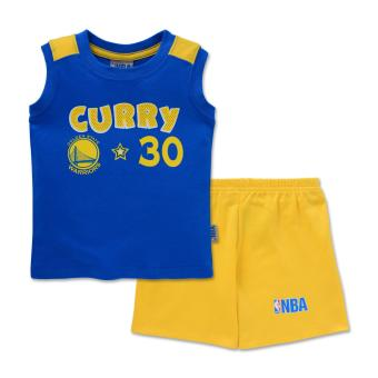NBA Baby - Muscle Shirt and Shorts Set (Curry 30) Price Philippines