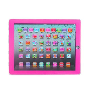 Harga Y Pad English Learning Computer (Pink)