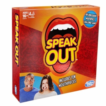 Harga Speak Out Game Set
