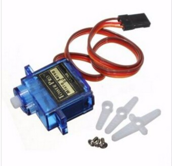 Harga 1PC Micro 9g Servo RC SG90 ser vo For Airplane RC Model Remo te Control Parts TowerPro SG90 analog servo - intl