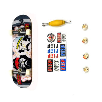 Tech Deck Handboards Fingerboards Flip Design (Multicolor) Price Philippines