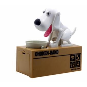 Choken Bako My Dog Coin Bank (White) Price Philippines