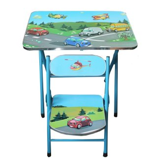 Harga Tickle Children Furniture Car Design Table and Chair Set