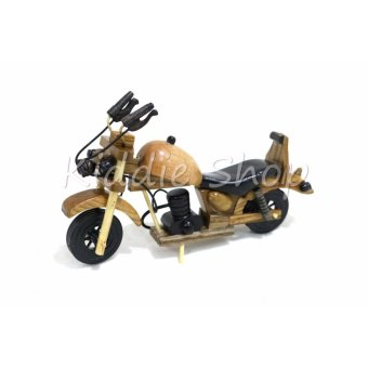 "22-2 8"" Wooden Motorcycle Kids Toy Collection Price Philippines"