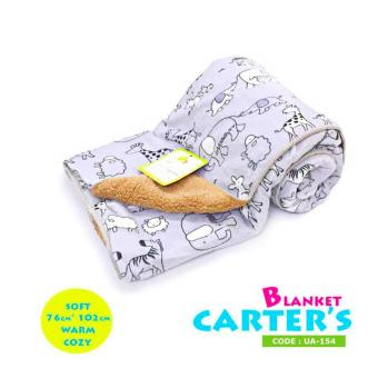 New 2017 Best Store Baby Shop Soft Comfortable Carter Hooded Blanket-UA154 Price Philippines