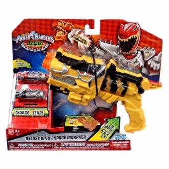 Power Rangers Deluxe Dino Charger Morpher Price Philippines
